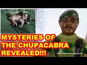 Action Figure Therapy, How To Find A Chupacabra - Action ...