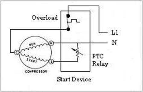 priklop kompresorja direktno preko klixon slo tech
