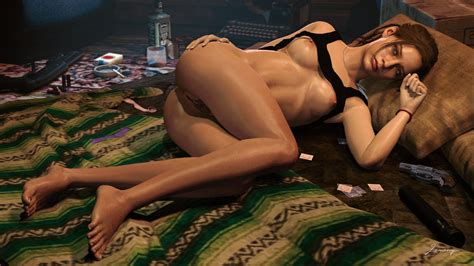 Rule 34 3d Areolae Ass Barefoot Breasts Claire Redfield