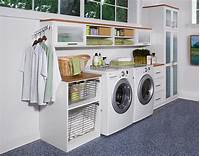 laundry room storage Organize Your Laundry Room In Style