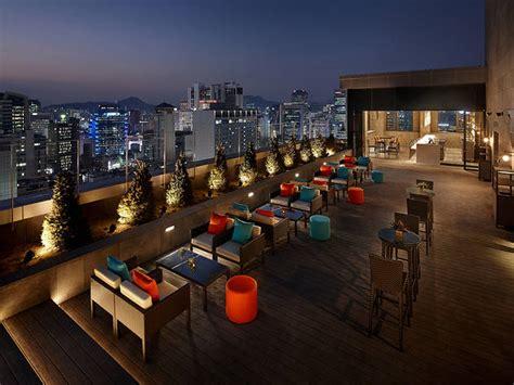 floating bar bars  seoul