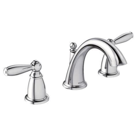 moen brantford widespread bathroom faucet t6620 chrome