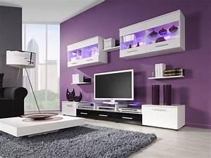 1001 idees couleur mauve 50 nuances de violet With couleur beige peinture murale 14 1001 idees fantastiques pour la deco de votre salon moderne
