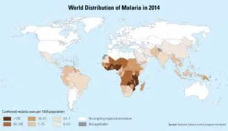 Malaria-Endemic Countries