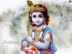 High Definition Photo And Wallpapers: god shree krishna ...
