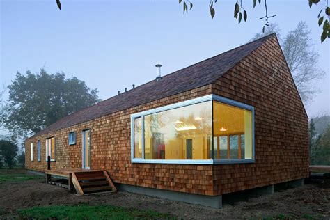 Spectacular Cedar House Plans by Prefab Country Cedar House By Hudson Architects Digsdigs