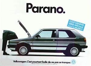 Dernière Pub Volkswagen : volkswagen golf du 29 mars 1974 nos jours historique page 2 golf volkswagen ~ Medecine-chirurgie-esthetiques.com Avis de Voitures