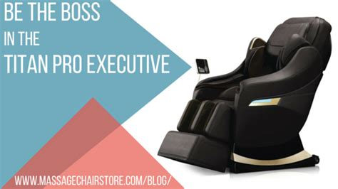 be the in the titan pro executive chair