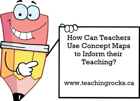 How Can Teachers Use Concept Maps To Inform Their Teaching