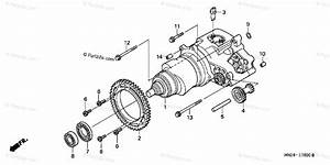 Honda Atv 2003 Oem Parts Diagram For Hondamatic