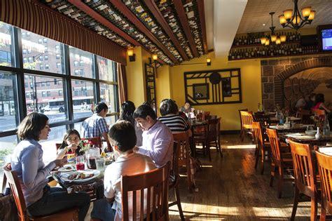 spanish restaurants  chicago tapas paella