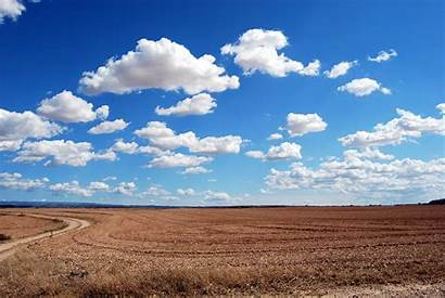 Clouds 4k Sky Field Nature Resolution Wallpapers