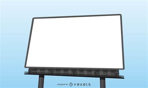 Billboard Template realistic blank billboard template vector 1701 x 1018 · png