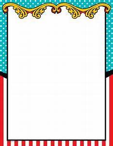 Carnival border clipart 2 » Clipart Station