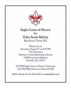 eagle scout court of honor program template - 1000 images about eagle scout court of honor ideas on