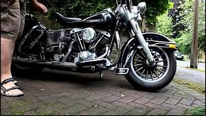 Harley Davidson Shovelhead Flh Electra