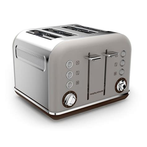 Toaster Specials by Special Edition Accents Pebble 4 Slice Toaster Morphy