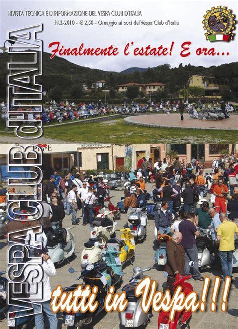 Vespa Club Volta Mantovana by 2010 2 By Vespa Club D Italia Issuu