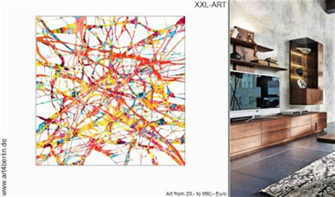 art sale moderne kunst abstrakte oelgemaelde grosse