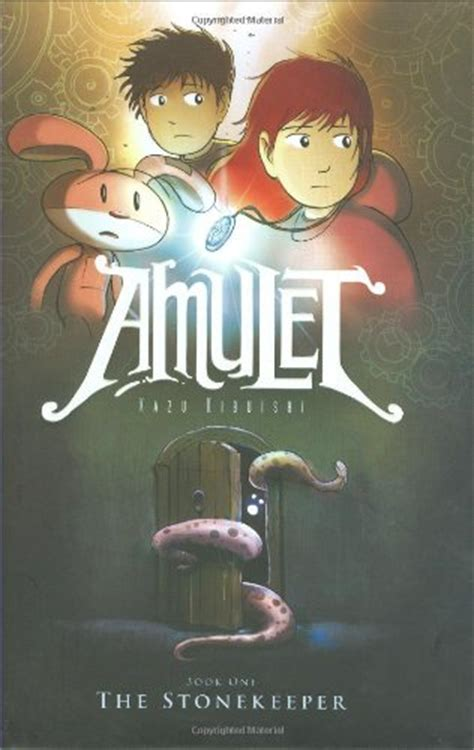 amulet book series