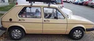 Golf 2 Dachgepäckträger : volkswagen golf 1 1 6 diesel bj 1982 oldtimer neue ~ Kayakingforconservation.com Haus und Dekorationen