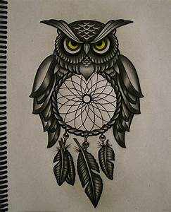 Drawn dreamcatcher trippy - Pencil and in color drawn ...