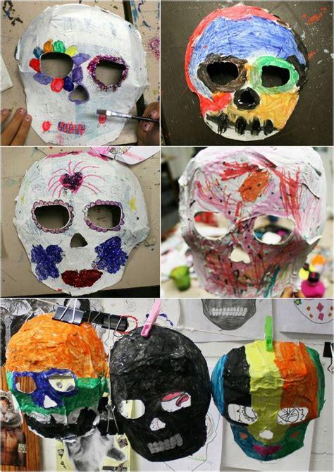 Le Aus Pappmache by Die Besten 25 Masken Basteln Pappmache Ideen Auf