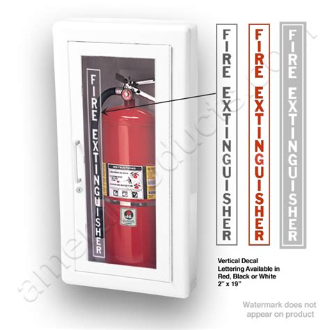 jl industries ambassador extinguisher cabinet 28 images