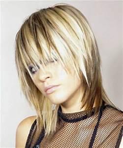 Coiffure Femme Mi Long : coiffure femme effile mi long ~ Melissatoandfro.com Idées de Décoration