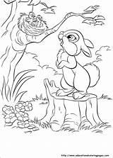 Bunnies Disney Coloring Pages Printable Preschool Fun sketch template