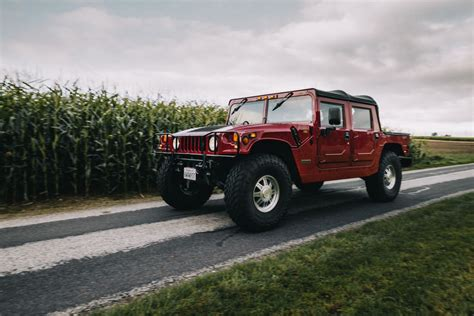 World's First All-electric Hummer H1 Revealed By Arnold