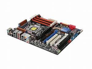 Asus P6t Deluxe V2 Lga 1366 Intel X58 Atx Intel