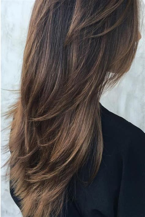 long haircuts  layers   type  texture