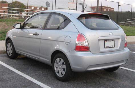 Hyundai Accent 2008 2008 hyundai accent information and photos zomb drive