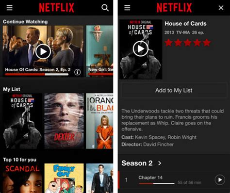 netflix app for iphone netflix gets ios 7 redesign and new icon the iphone faq
