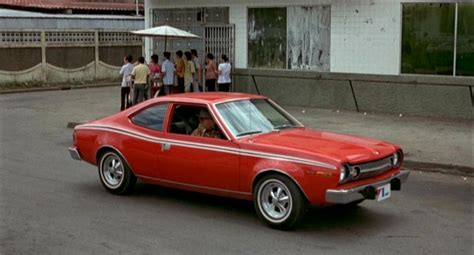 """IMCDb.org: 1974 AMC Hornet X in """"The Man with the Golden ..."""