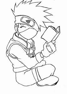 Naruto - Chibi Kakashi by kimberly-castello on DeviantArt