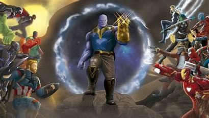 Marvel Avengers Infinity War Fan 4k Wallpapers