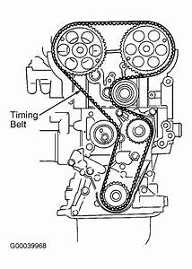 1990 Geo Storm Serpentine Belt Routing And Timing Belt Diagrams