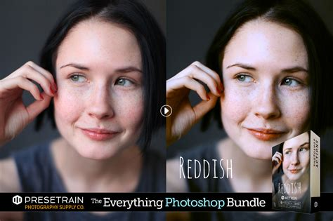 pro photoshop actions bundle  presetrain