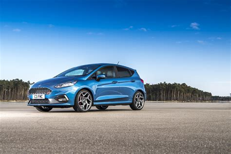 2018 Ford Fiesta St Sounds Decent When Idling, Under