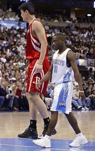 Yao Ming Funny Photos | NBA FUNNY MOMENTS