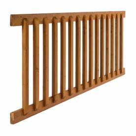 shop deck railing kits at lowescom With deck building kits lowes