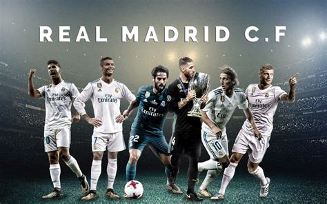 Real Madrid HD Wallpapers 2018