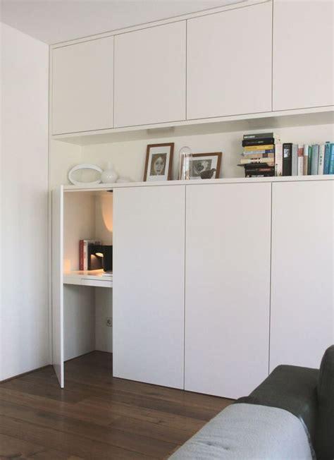 meuble bureau informatique ikea inspiration diy un bureau escamotable pour petits