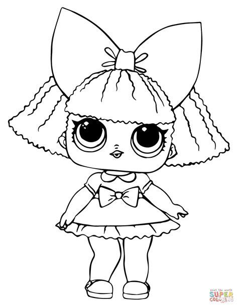 lol doll glitter queen super coloring desenhos  colorir frozen desenhos infantis
