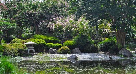 hermann park japanese garden  houston