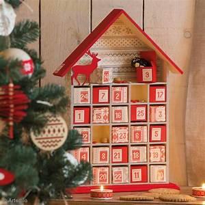 Calendrier De L Avent Maison : calendrier de l 39 avent maison id es et conseils calendrier de l 39 avent ~ Preciouscoupons.com Idées de Décoration