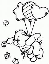 Coloring Care Pages Cabbage Patch Bears Clipart Cartoon Clip Popular Library sketch template