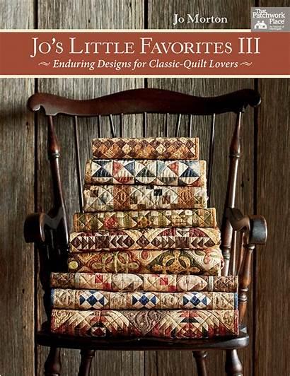 Favorites Jo Quilt Iii Morton Patterns Books